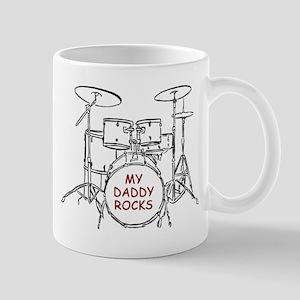 dadRocks4 Mugs