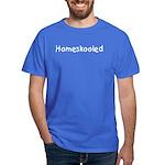Homeskooled Black T-Shirt