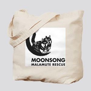 Moonsong Malamute Rescue Tote Bag