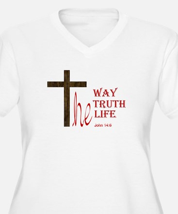 Funny Jesus the way and the truth and the life T-Shirt
