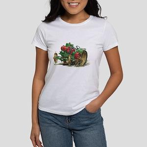 Green Roller Women's T-Shirt