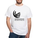 Moonsong Malamute Rescue White T-Shirt