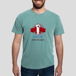 Football Peruvians Peru Soccer Team Sports T-Shirt