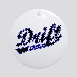Drift Freak Ornament (Round)
