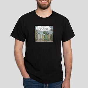 T-Rex Toilet T-Shirt