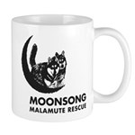 Moonsong Malamute Rescue Mug