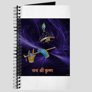Krishna - The Flute Player Journal