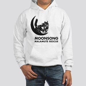 Moonsong Malamute Rescue Hooded Sweatshirt