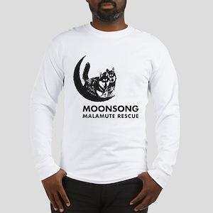 Moonsong Mal Rescue Men's Long Sleeve T-Shirt