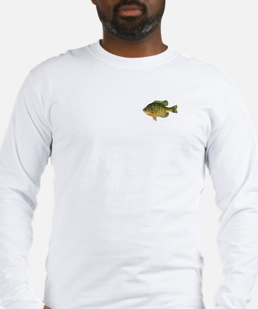 Bluegill Bob Long Sleeve T-Shirt