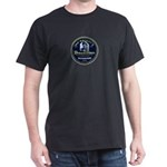 Ma Rainey Vintage Blues Record black T-shirt