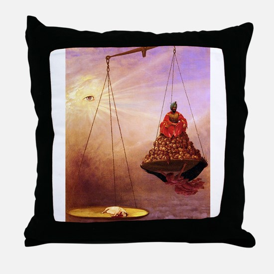 Cute Moorish Throw Pillow