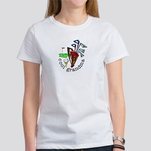 GOLF GRANDMA Women's T-Shirt