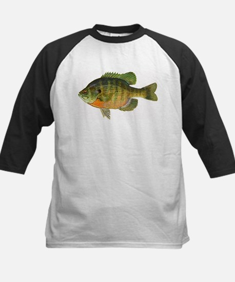 Bluegill Bob Kids Baseball Jersey