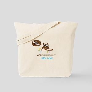 big sister to be shirts owl Tote Bag