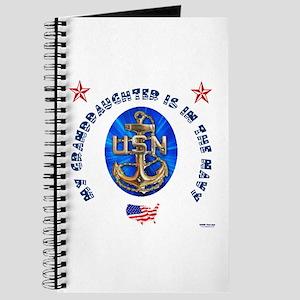 Navy Granddaughter Journal