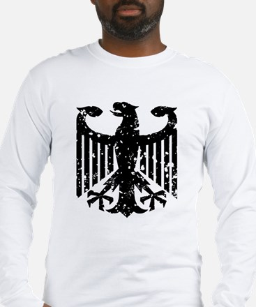 German Eagle Long Sleeve T-Shirt