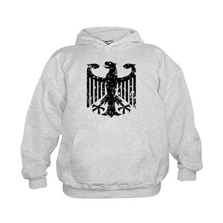German Eagle Kids Hoodie