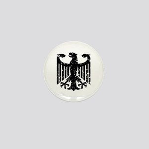 German Eagle Mini Button