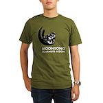 Moonsong Mal Rescue Organic Men's T-Shirt (dark)