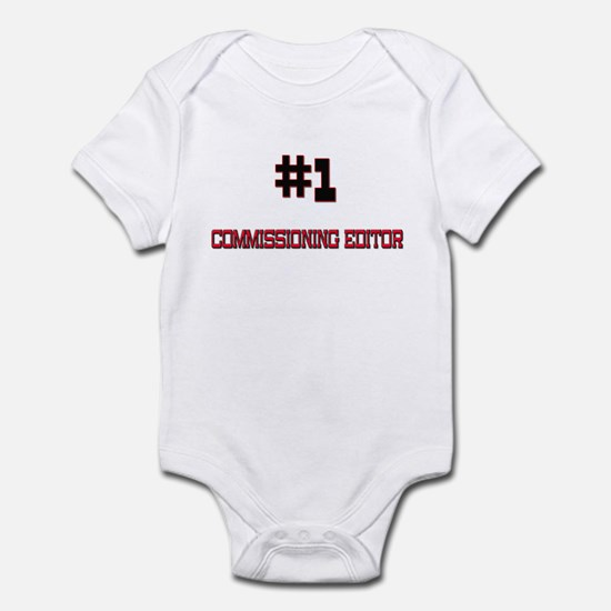 Number 1 COMMISSIONING EDITOR Infant Bodysuit