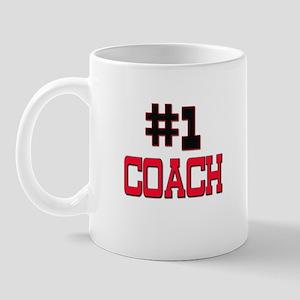 Number 1 COACH Mug