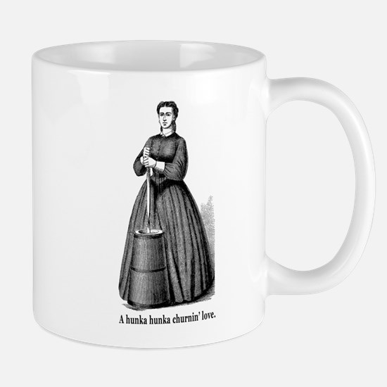 Churnin' Love Mug