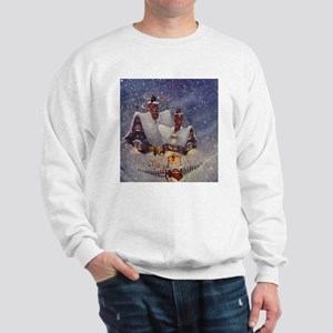 Vintage Christmas North Pole Sweatshirt