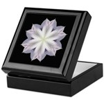 Clematis I Keepsake Box