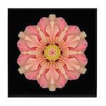 Hibiscus Rosa-sinensus I Tile Coaster