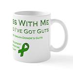 I've Go Guts Mug