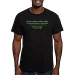 I've Go Guts Men's Fitted T-Shirt (dark)