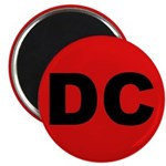 Red DC Magnet