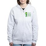 Be An Organ Donor Women's Zip Hoodie