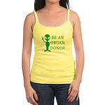 Be An Organ Donor Jr. Spaghetti Tank