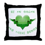 Give Hope Throw Pillow