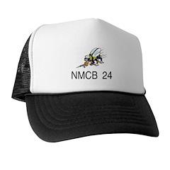 NMCB 24 Trucker Hat