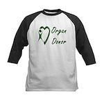 Organ Donor Kids Baseball Jersey