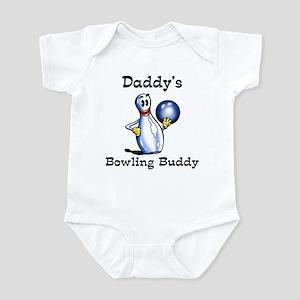 Daddy's Bowling Buddy Infant Bodysuit