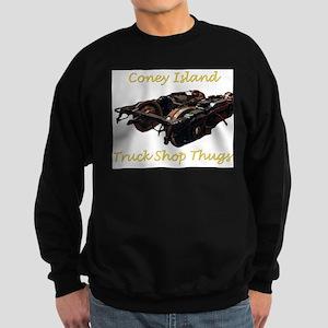 Truck Shop Thugs Sweatshirt (dark)