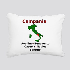 Campania Rectangular Canvas Pillow