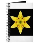 Yellow Lily I Journal