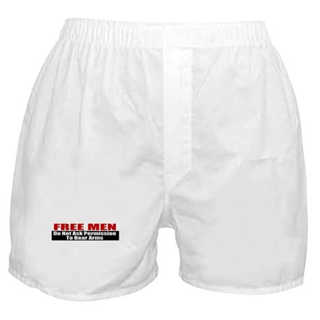They don't ask permission Boxer Shorts