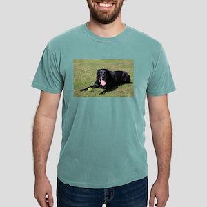 LR black laying T-Shirt
