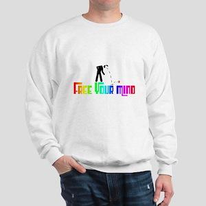 """Free Your Mind"" Sweatshirt"