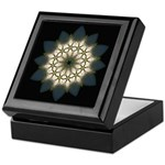 White Lily III Keepsake Box
