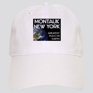 montauk new york - greatest place on earth Cap