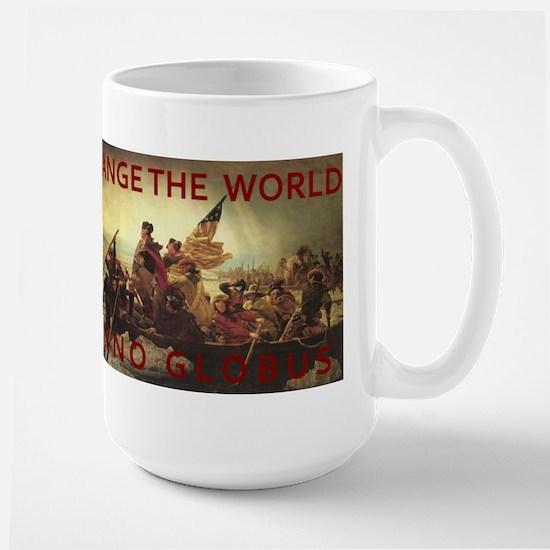 Anno Globus - Large Mug