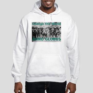 Anno Globus - Pancho Villa Hooded Sweatshirt green