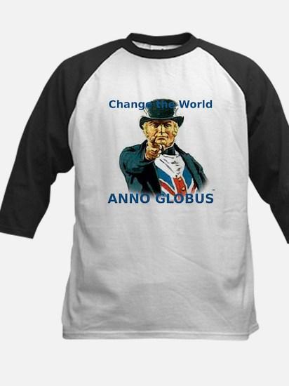 Anno Globus - John Bull Kids Baseball Jersey